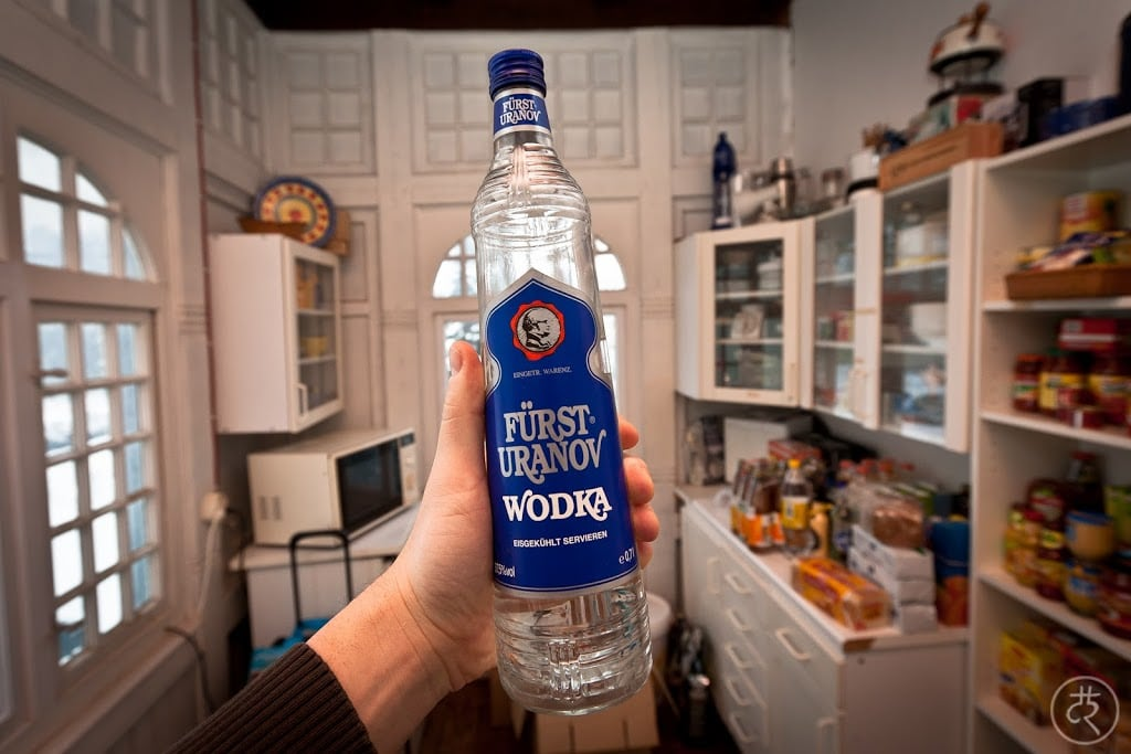 Fürst Uranov vodka