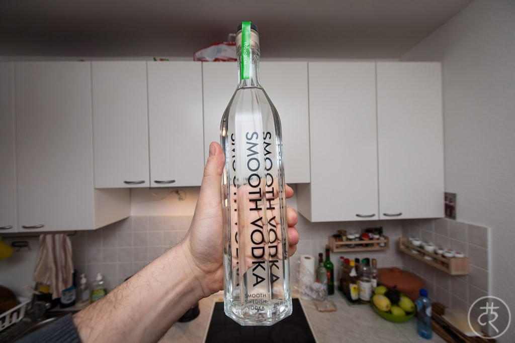 Smooth vodka
