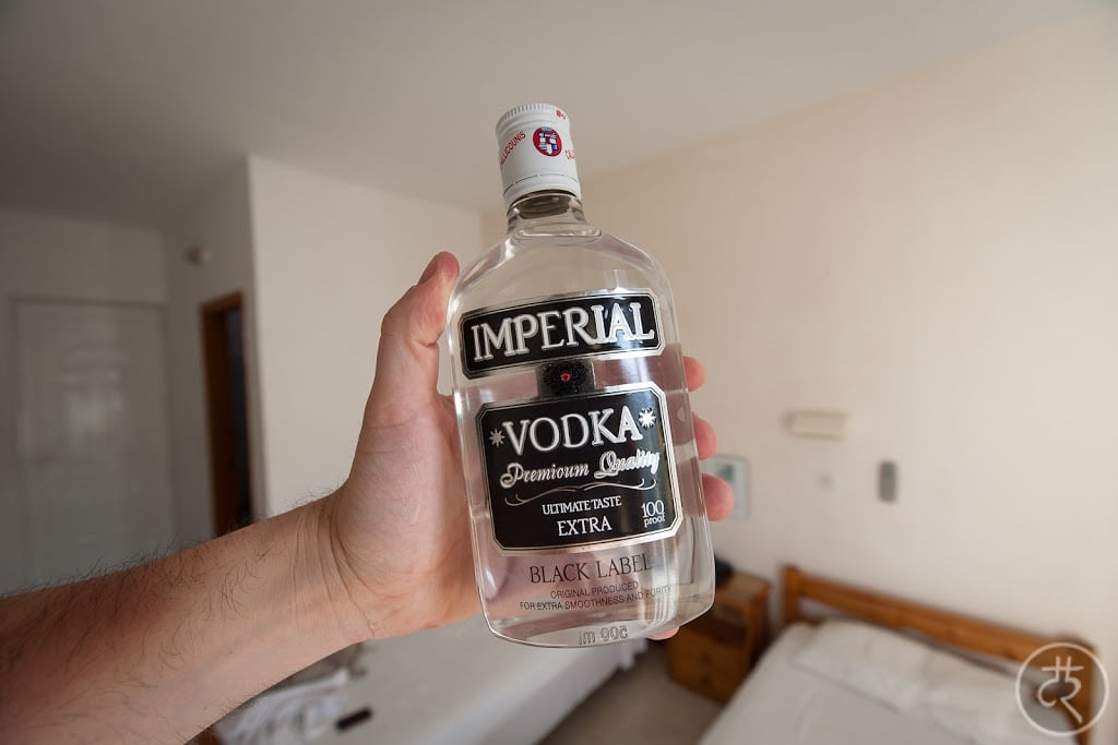Callicounis Imperial vodka