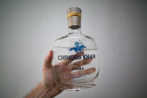 Chinggis Khan vodka