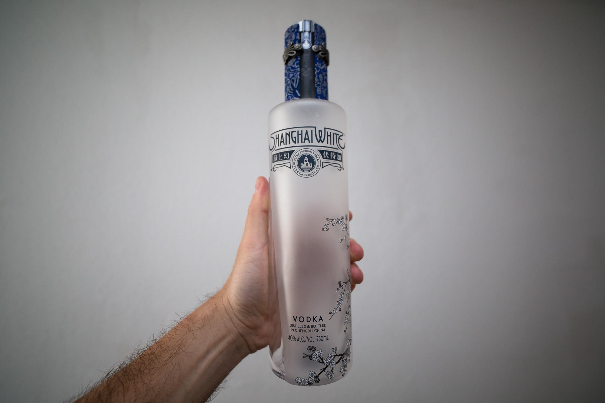 Shanghai White vodka